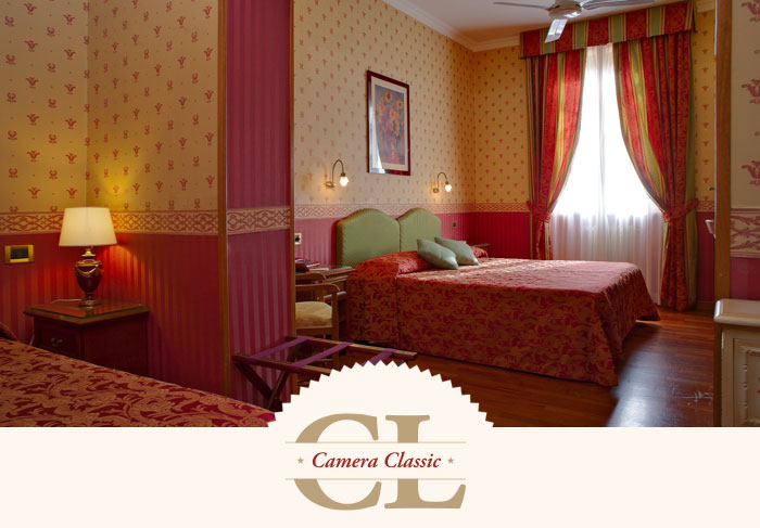 camere classic hotel miralalgo