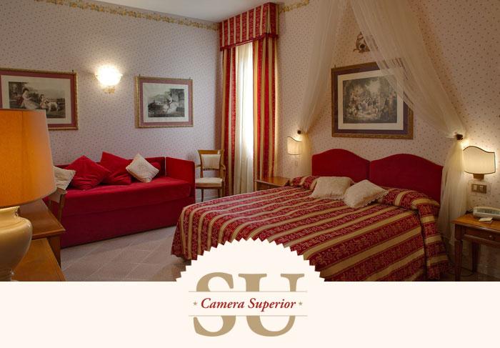 camere superior hotel miralalgo