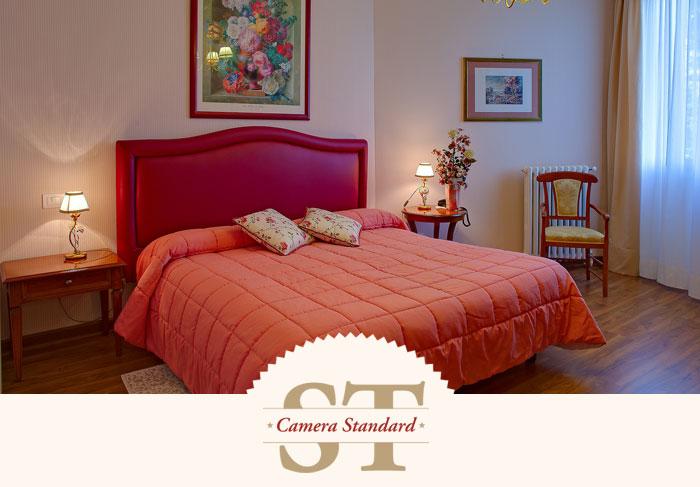 camere standard hotel miralago